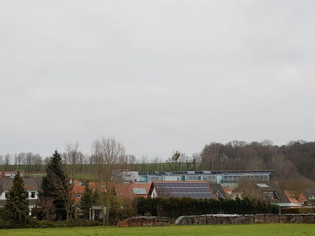 """Die  """"CO2-freie"""" Siedlung am Ohrberg in Hameln"""
